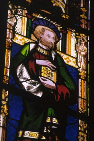 Saint Wells Stained Glass