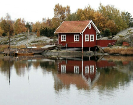 Swedish Coast House