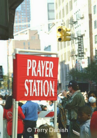 WTC Prayer Station