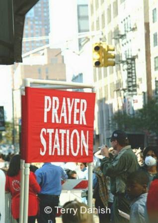 WTC Prayer Station