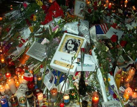 We'll miss you George