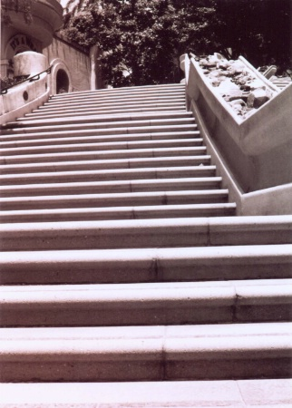Stairway to Heaven (almost)