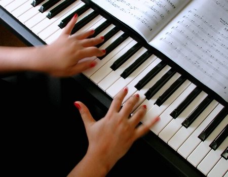 Making of music