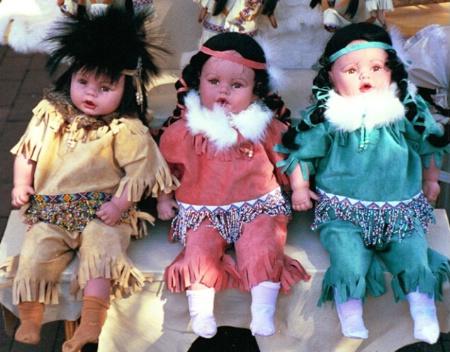 Santa Fe Dolls