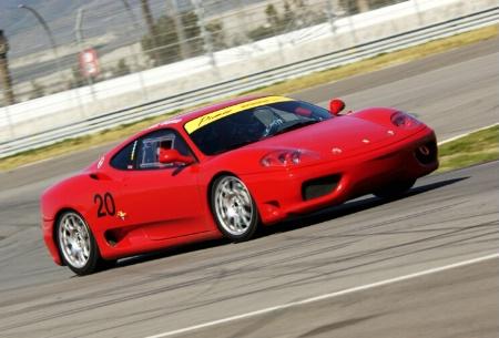 Ferrari Challenge 2002