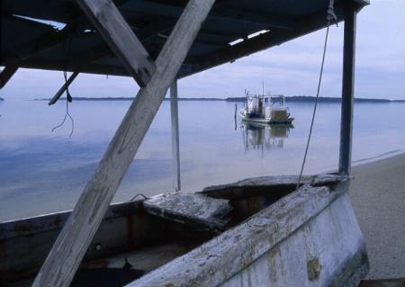 Boat frame