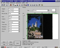 Agfa FotoLook Scanning Software Interface