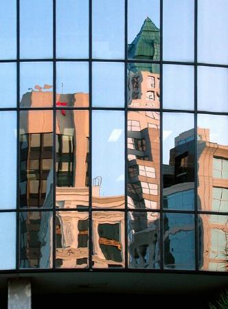 Cubist Downtown