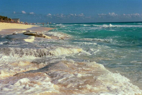Cancun Waves