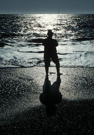Seascape Silhouette