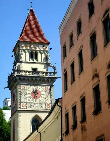 Passau Clock