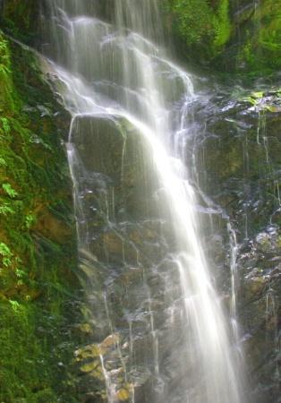 Berry Falls, Big basin
