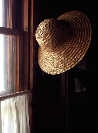 Hat by the Window