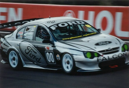 Lowndes at Bathurst.