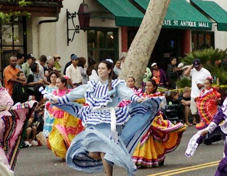 Fiesta Dancers