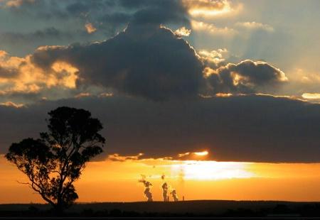Traralgon Sunset