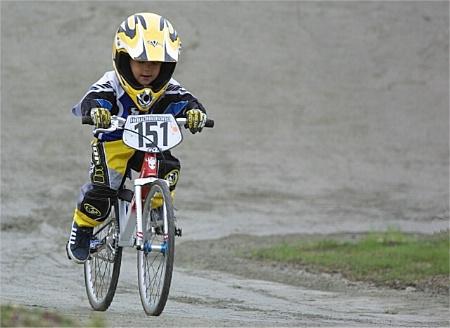 Little rider.