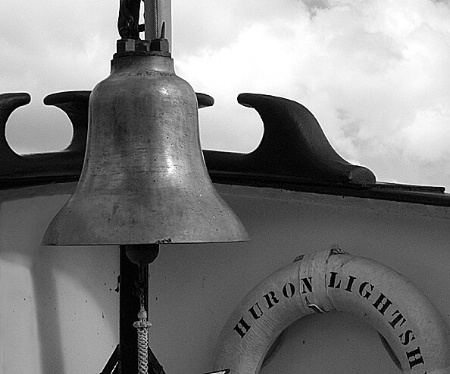 Huron Lightship Bow