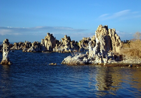 Tufa at Mono Lake