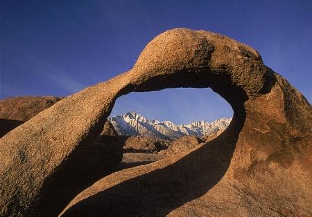 Arch & High Sierra