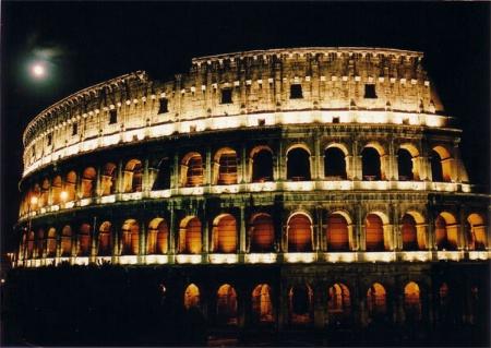 Colosseo alla Notte