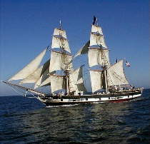 Tall Ship Pilgrim