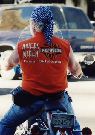 Oklahoma Biker
