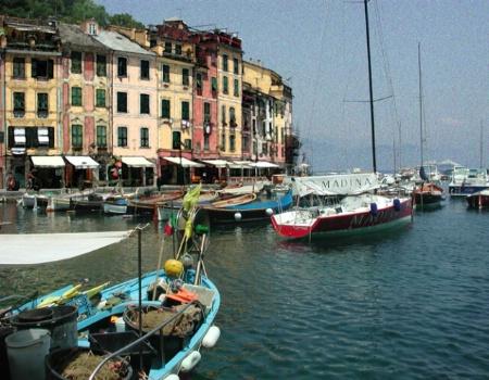 Portofino fresco