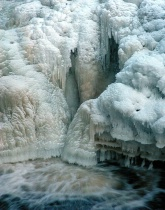 Frozen Upper Fall...