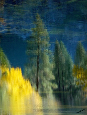 Yosemite Impression
