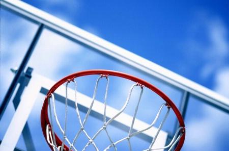 Blue Skies & Basketball Season