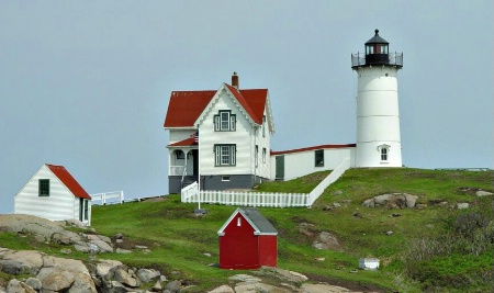 Nubble's Lighthouse