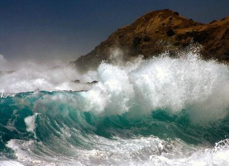An Ocean's Fury