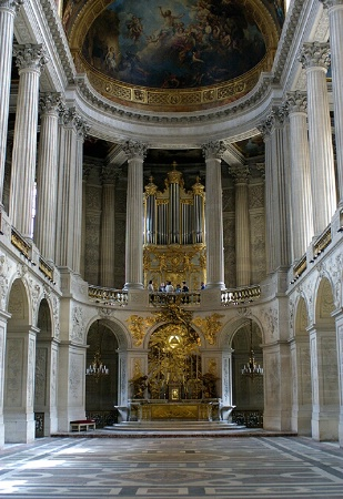 The Alter At Versailles