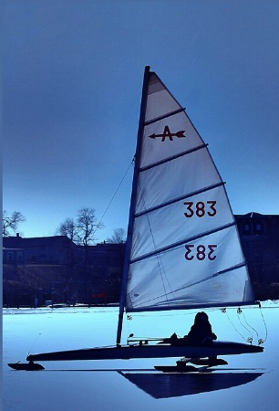 THE LAST ICEBOAT*