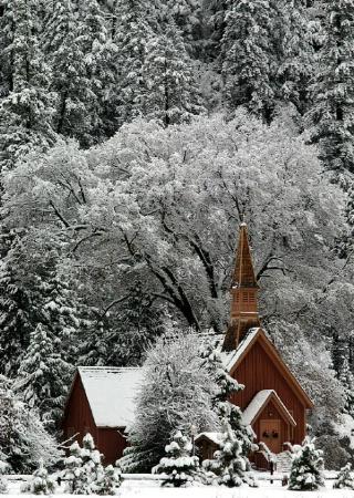 Yosemite Cathedral