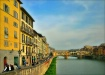 River Arno and Po...
