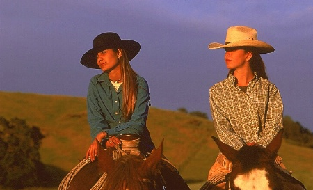 Cowgirl Portraits 2a