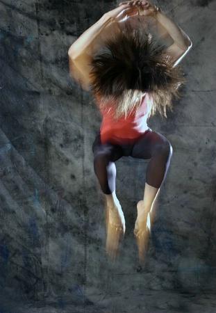 A Dancer's Leap