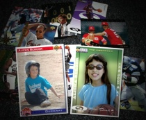 Collectible Memories=My daughters