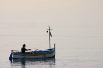 Fishing in Nice