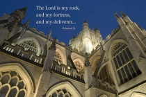 The Lord is My Fortress