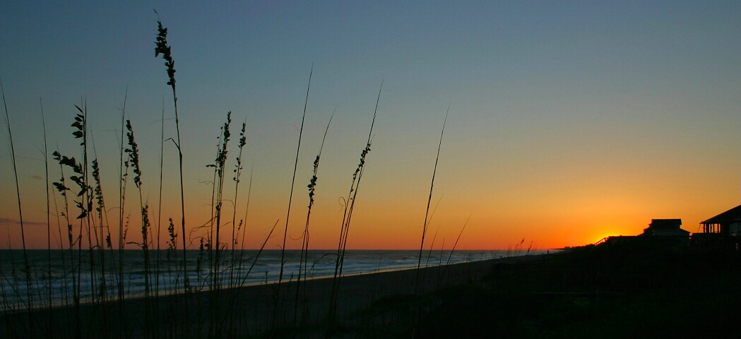 Emerald Isle Sunset