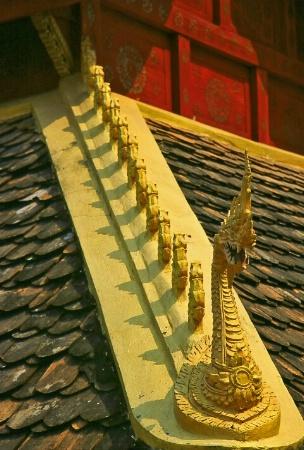Gold Naga