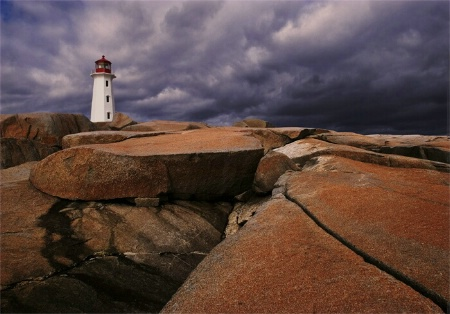 "The Mysterious ""Peggys Cove"""