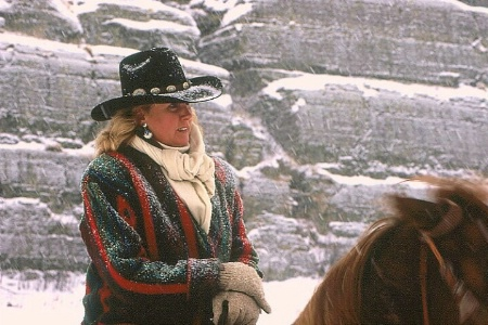 Snow Rider Portrait 2
