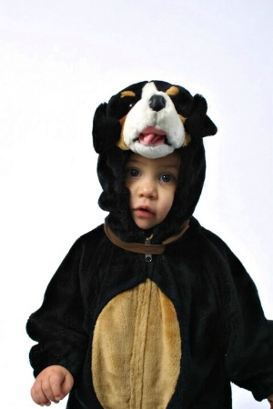 Doggie Costume