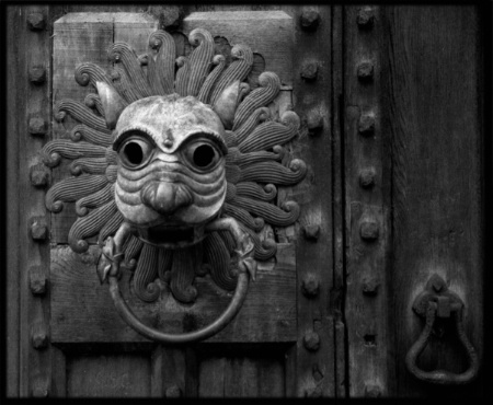 Big Scary Doorknocker (Scotland)