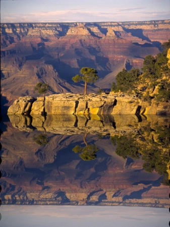 Grand Canyon Reflections