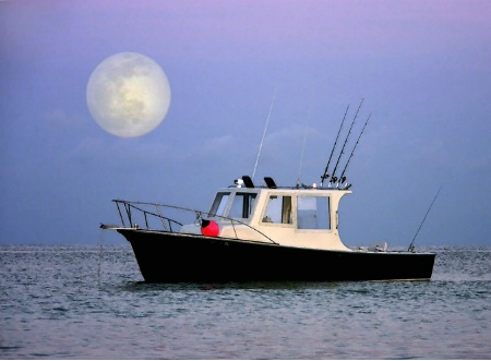 Moon Set Mooring